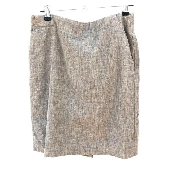Banana Republic Dresses & Skirts - LAST CHANCE Linen BR Skirt